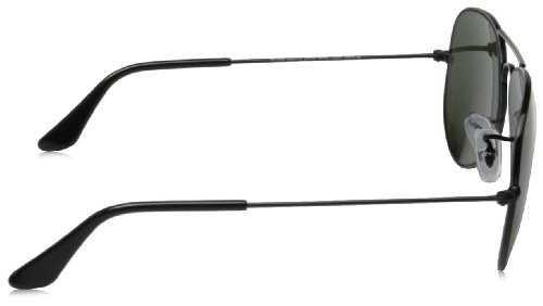 Ray-Ban RB3025 Aviator Occhiali da Sole Unisex Adulto - 3