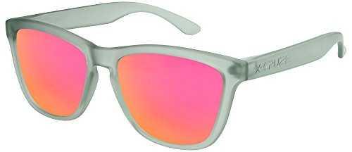 X-CRUZE® 9-041 occhiali da sole polarizzati stile retro vintage - 1