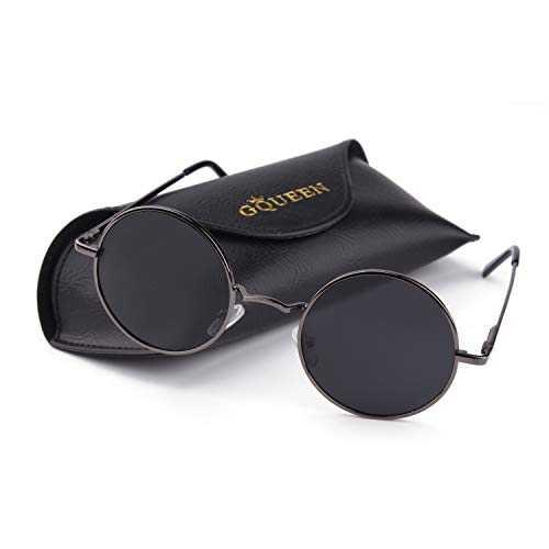Occhiali da Sole Retro Uomo e Donna Lennon - 1