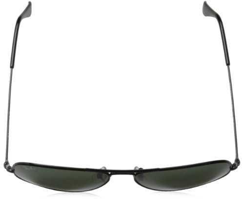 Ray-Ban RB3025 Aviator Occhiali da Sole Unisex Adulto - 4
