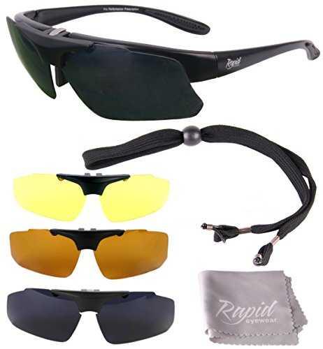 Rapid Eyewear OCCHIALI DA SOLE E VISTA SPORTIVI POLARIZZATI RX - 1