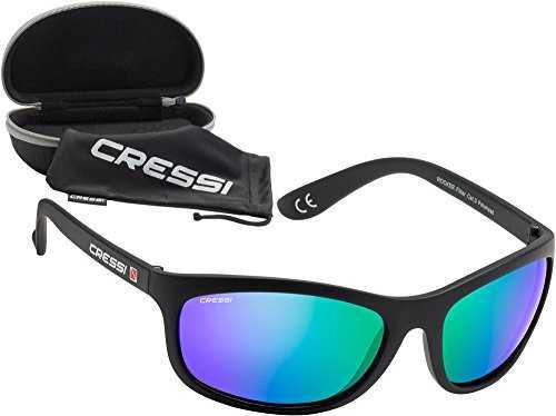 Cressi Rocker Occhiali da Sole Sportivi Uomo - 1