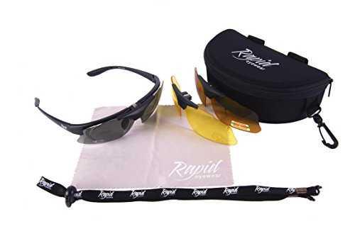 Rapid Eyewear OCCHIALI DA SOLE E VISTA SPORTIVI POLARIZZATI RX - 6