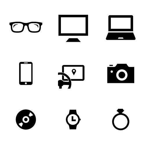 BRANDSON Panno in microfibra per la pulizia degli occhiali di qualità professionale - 4