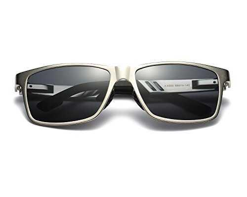 REDPEONY Occhiali da guida polarizzati uomo - 1