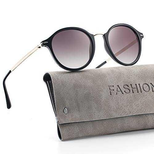 Avoalre Occhiali da Sole Vintage Style Occhiali da Sole 100% UV400 - 1
