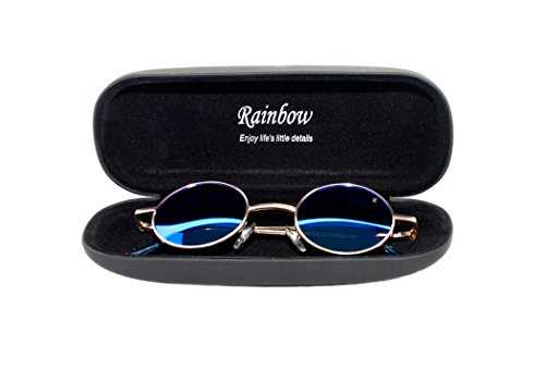 Occhiali da Sole Rotondi Stile Lennon - 2
