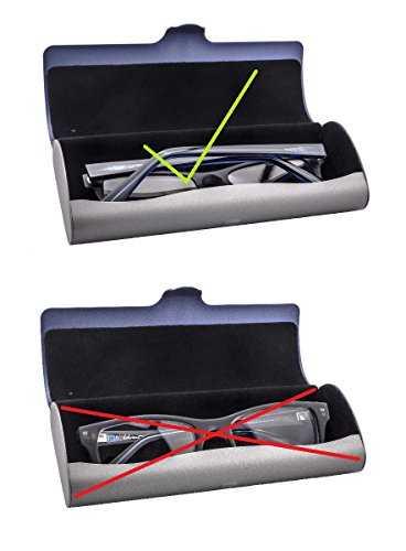 Custodia per occhiali in alluminio - 3