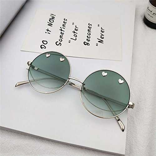Sunyan Nuovo stile del vecchio trend occhiali rotondi - 1