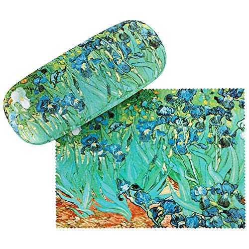 Portaocchiali Vincent van Gogh: Iris - 1