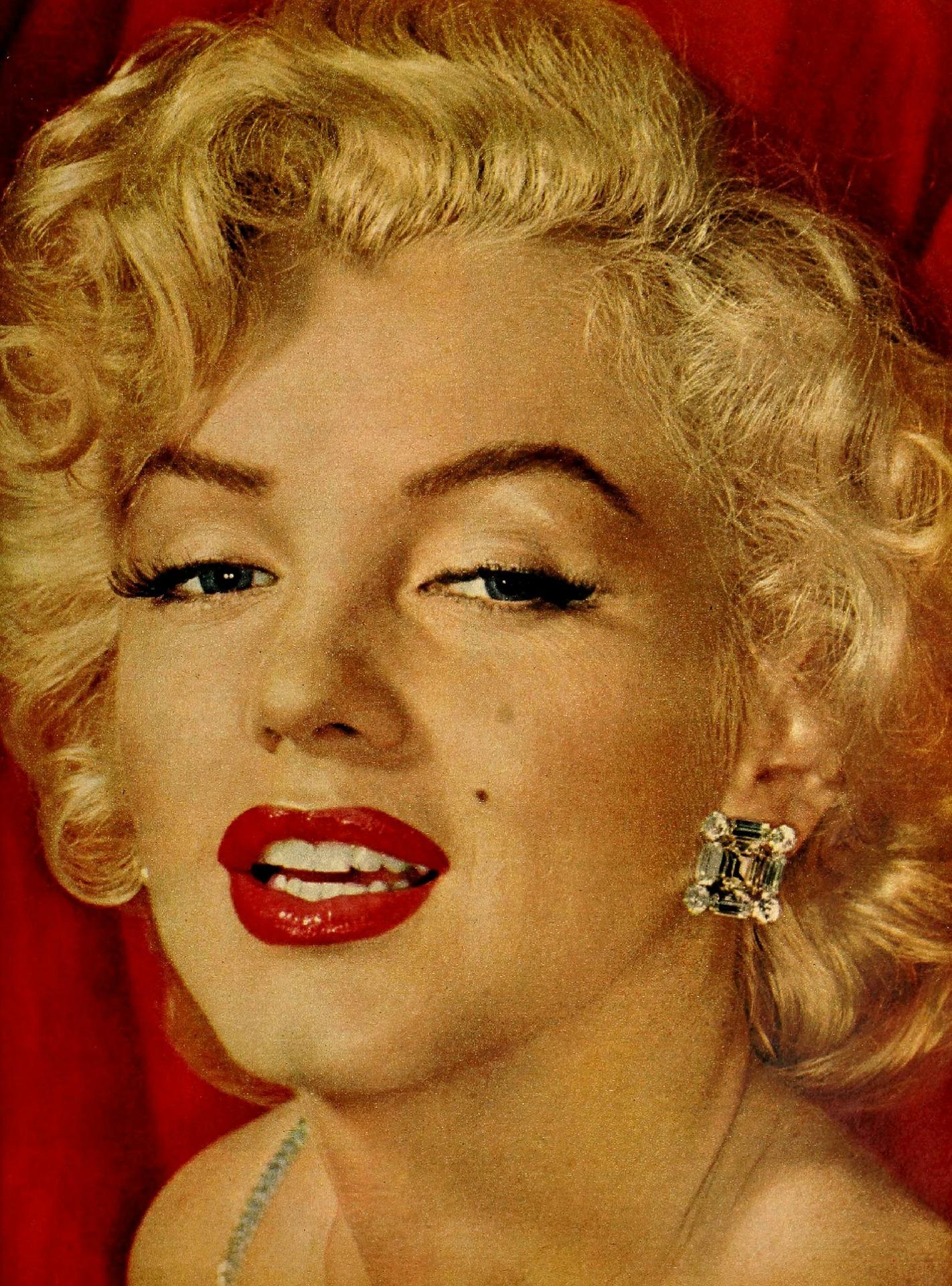 Occhiali stile Marilyn Monroe - 1
