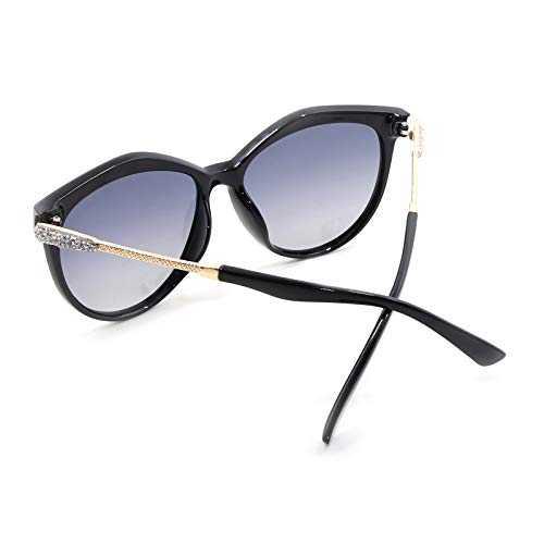 Occhiali Da Sole Polarizzati Modello Cat - Eye UV400 - 3