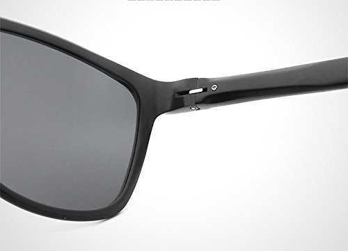 DingXW Occhiali da Sole polarizzati da Uomo UV400 - 6