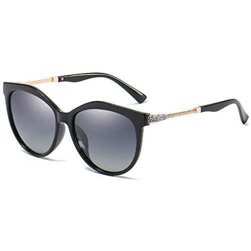 Occhiali Da Sole Polarizzati Modello Cat - Eye UV400 - 1
