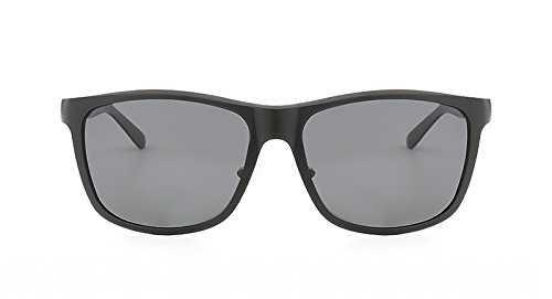 DingXW Occhiali da Sole polarizzati da Uomo UV400 - 2
