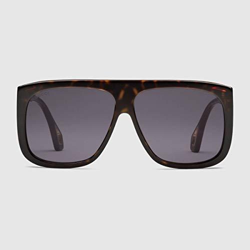 occhiale oversize gucci