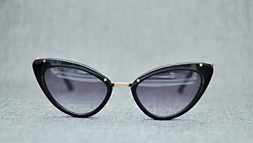 WYZBD Occhiali da Sole polarizzati Occhi di Gatto Design Occhiali - 1
