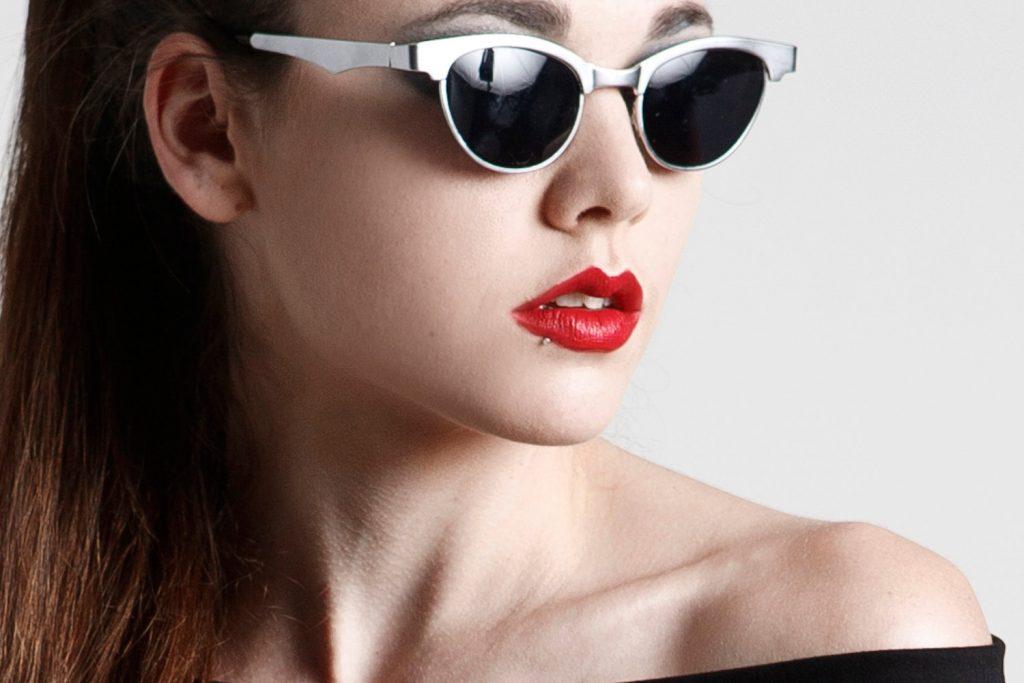 occhiali vintage donna