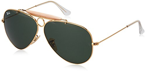 Ray-Ban Aviator, Occhiali da Sole Unisex Adulto - 1