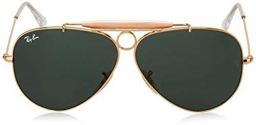 Ray-Ban Aviator, Occhiali da Sole Unisex Adulto - 2