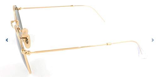 Ray-Ban RB 3447 Occhiali da Sole Oro - 3