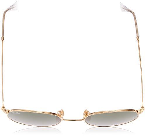 Ray-Ban RB 3447 Occhiali da Sole Oro - 4