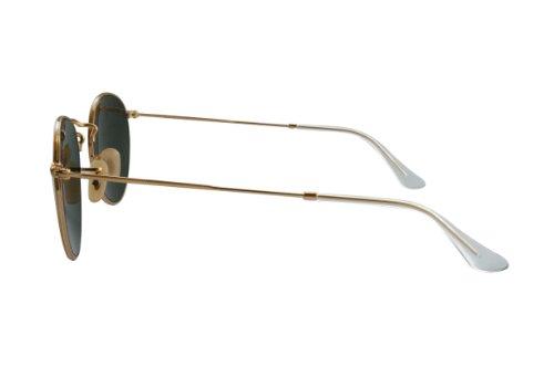 Ray-Ban RB 3447 Occhiali da Sole Oro - 5