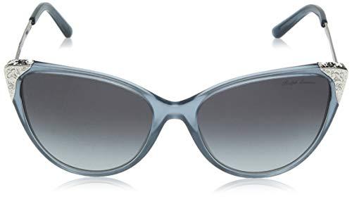 Ray-Ban 0RL8172 Occhiali da Sole, Blu - 2