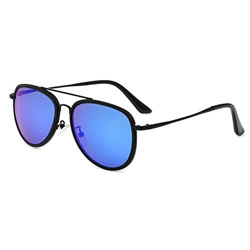 UV400 Blue retro Occhiali da sole polarizzati - 1