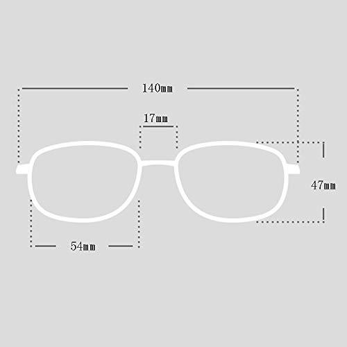 UV400 Blue retro Occhiali da sole polarizzati - 5