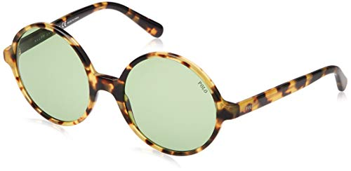 Polo Ralph Lauren 0PH4136 Occhiali da Sole, Multicolore (Spotty Tortoise), 55 Donna
