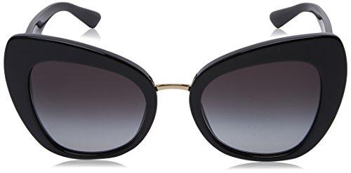 Dolce & Gabbana 0DG4319 501/8G 51, Occhiali da Sole Donna - 2