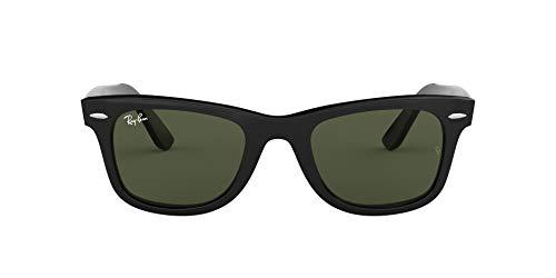 Ray-Ban MOD. 2140 Sun Occhiali da Sole, Unisex Adulto, Nero, 54 mm