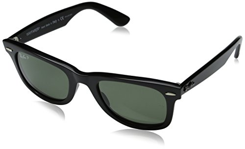 Ray-Ban Mod. 2140 Sun, Occhiali da Sole Unisex Adulto, Nero (901/58), 50 mm - 1