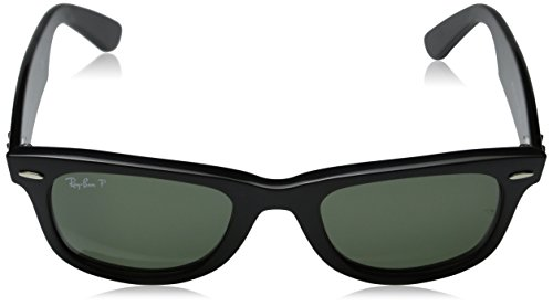 Ray-Ban Mod. 2140 Sun, Occhiali da Sole Unisex Adulto, Nero (901/58), 50 mm - 2